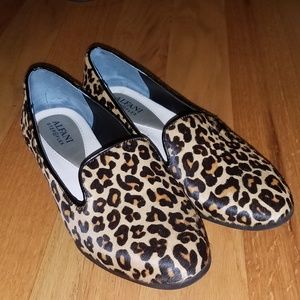 ALFANI Cheetah Print Loafer